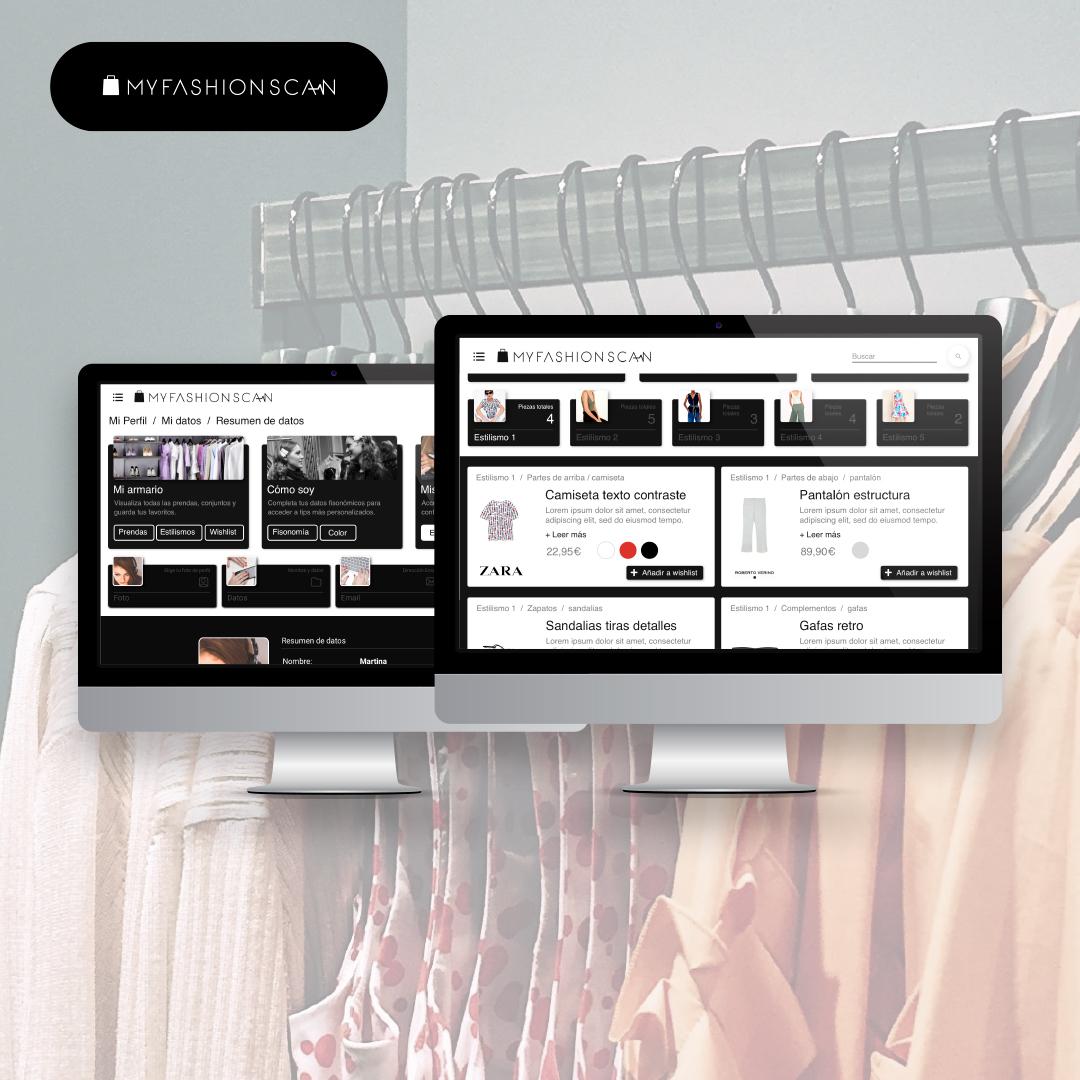 App Fashion Scan