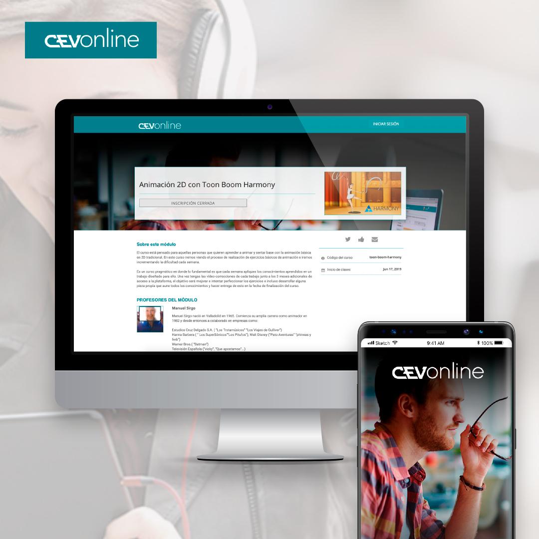 App CEV Online