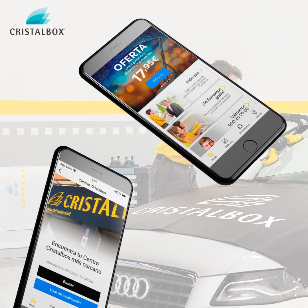 App Cristalbox