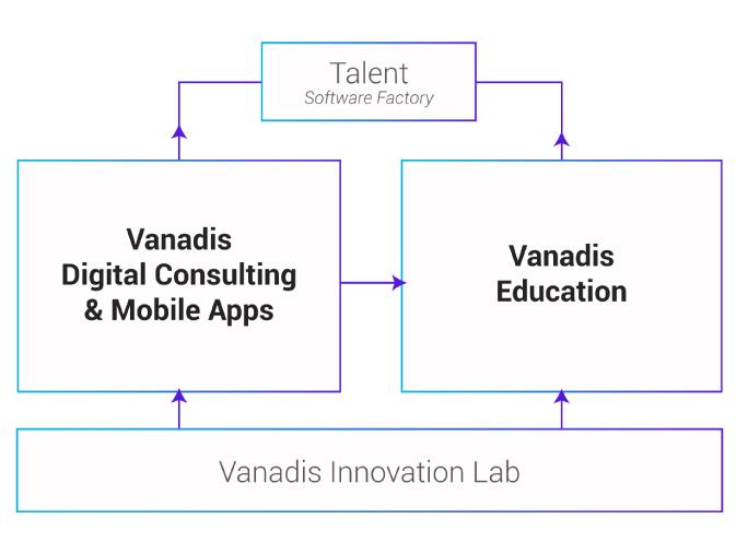 Mapa Talento Vanadis