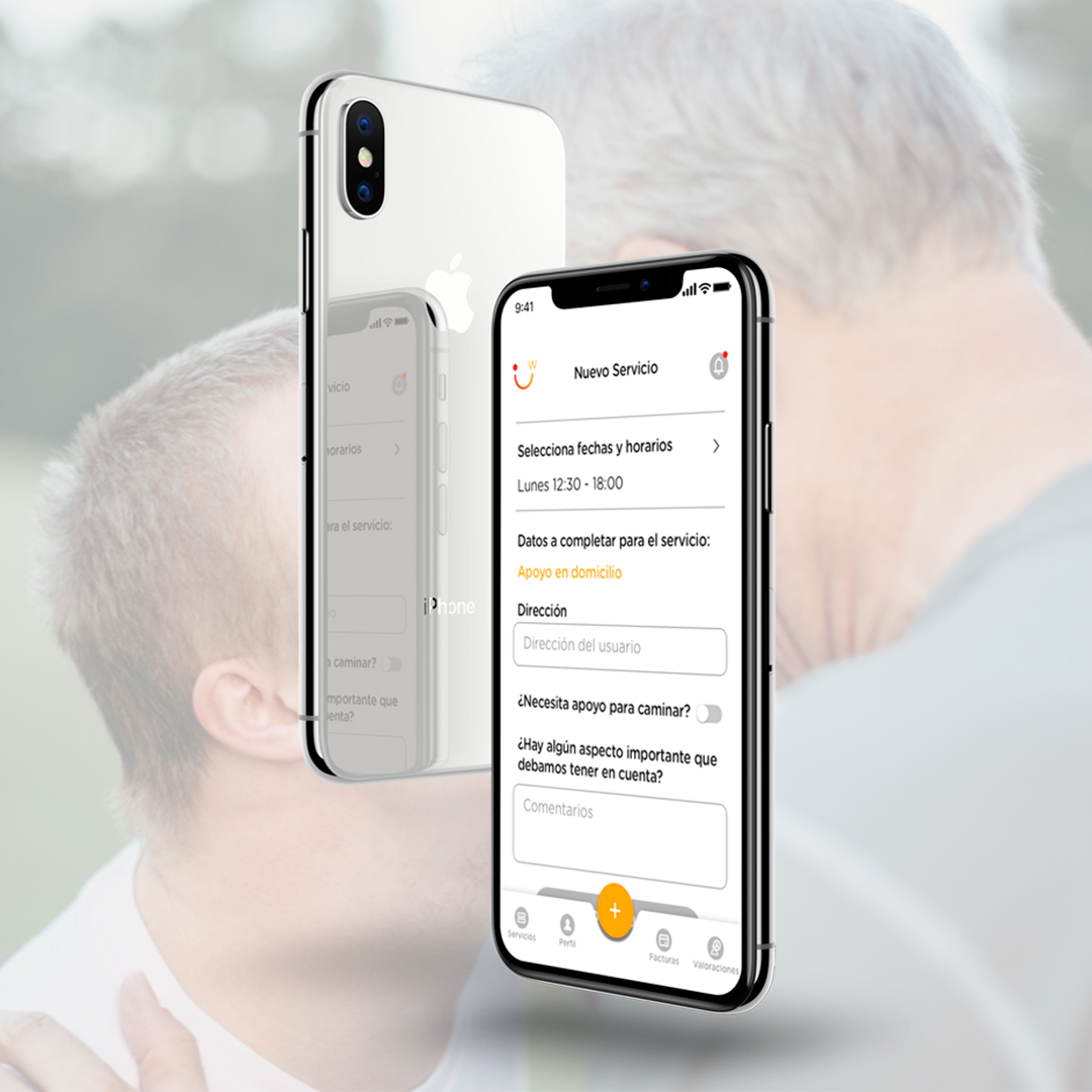 app servicios sociosanitarios