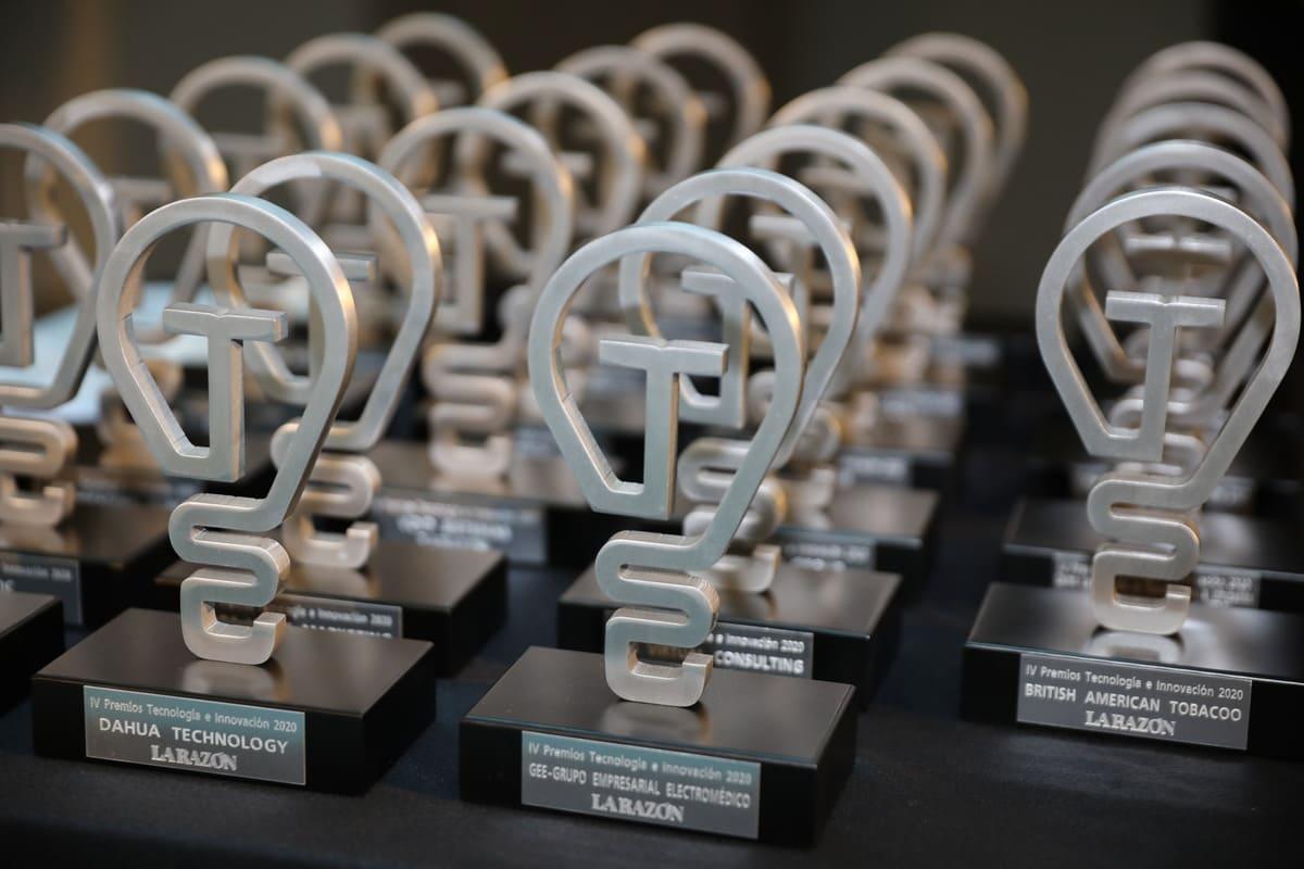 mejor empresa desarrollo aplicaciones premios tecnología la razon