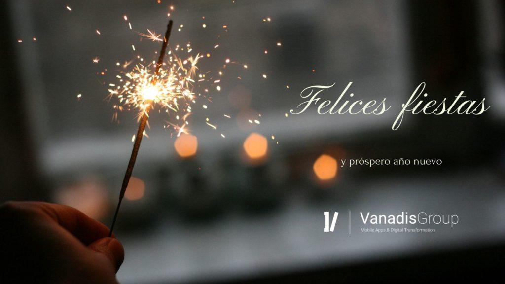 felices fiestas de vanadis