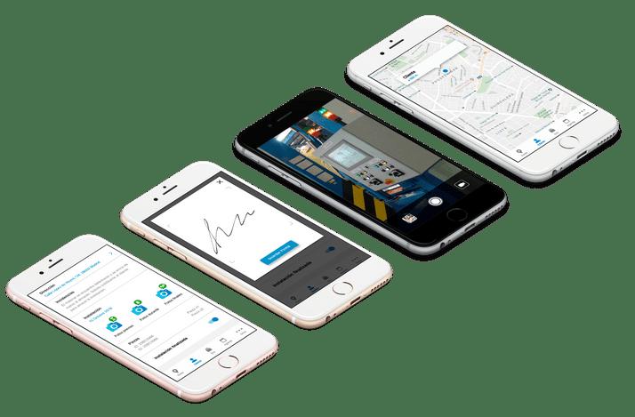 apps logistica y transporte