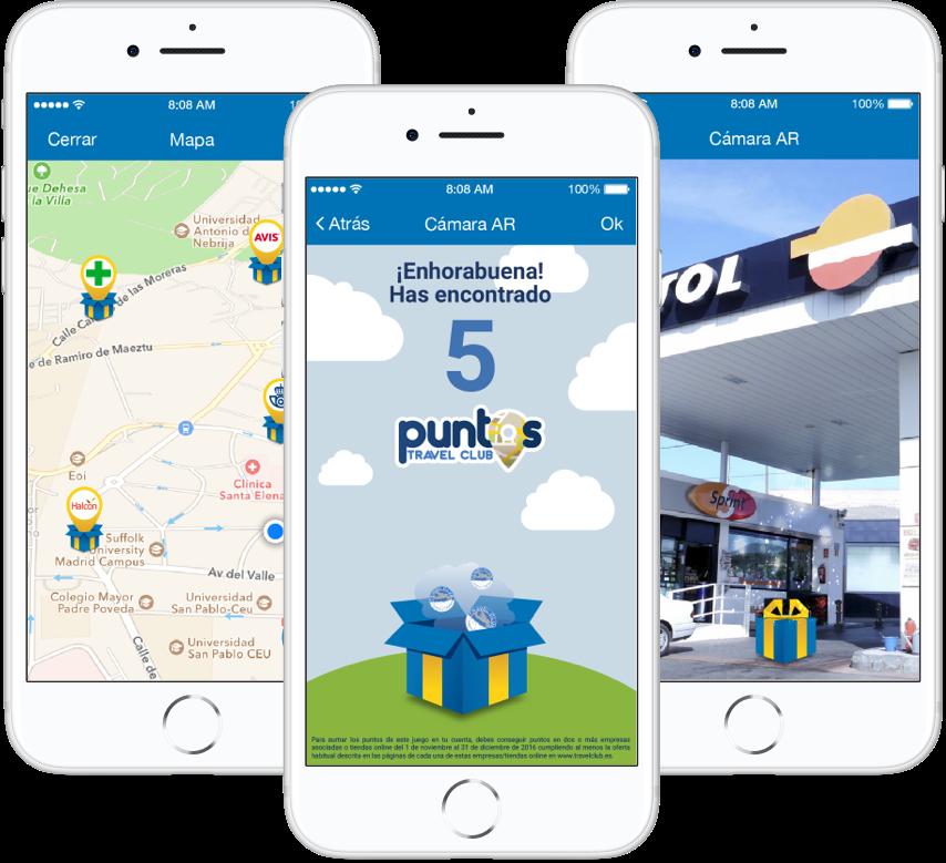 travelclub app gamificacion buscapuntos