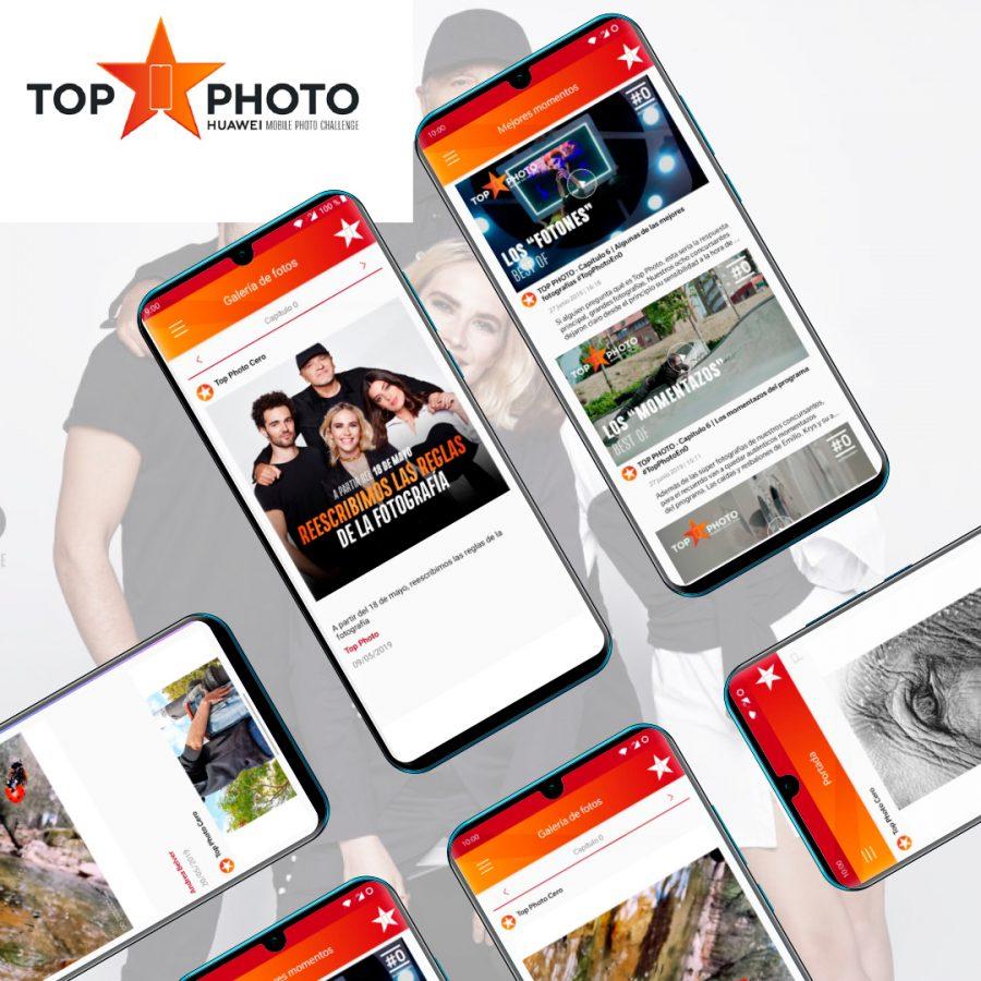 App Top Photo